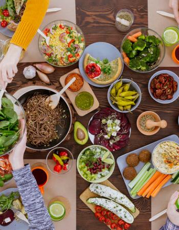SOS Vivi Trofo: quali regole seguire ai pasti?